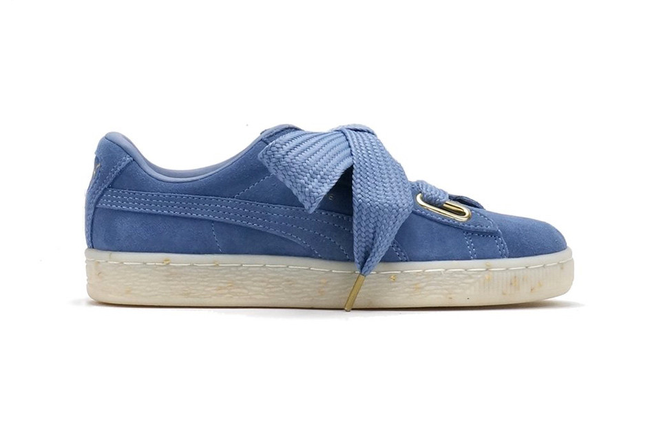 PUMA Drops Three New Suede Heart Designs with Glitter Detailing f86c21b68