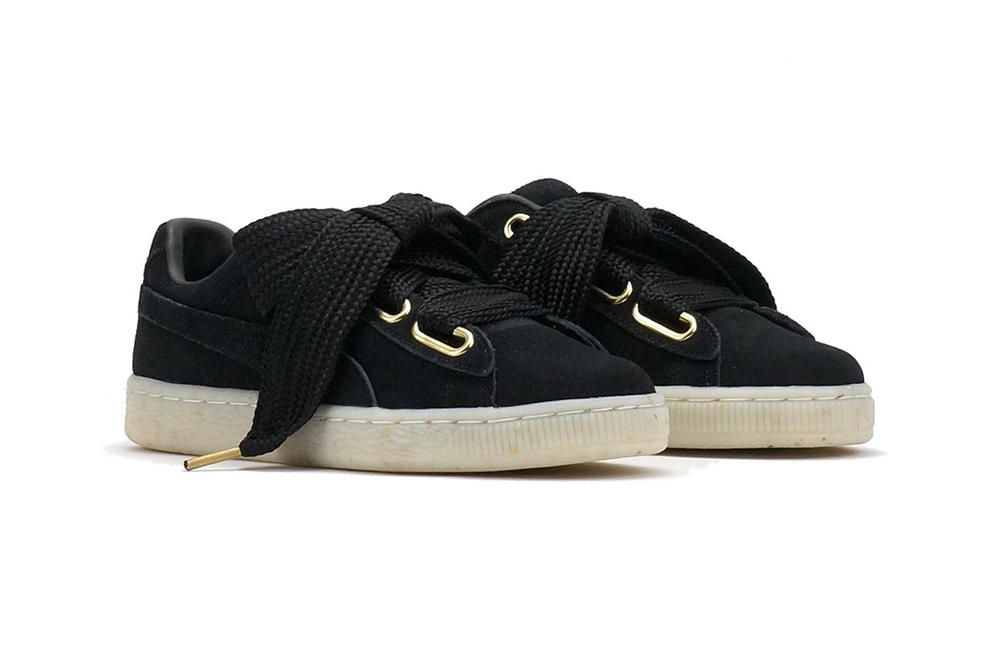 new products 85166 62d1a PUMA Releases Three New Suede Heart Colorways | HYPEBAE