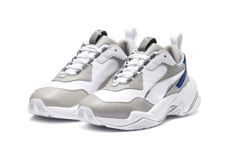 PUMA Thunder Electric Dad Sneaker Debut Chunky Triple S Footwear Shoe Trendy Trend