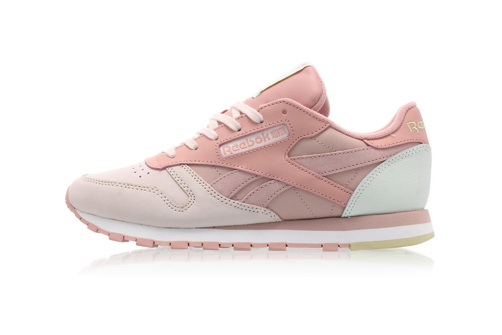Reebok Classic Leather Pale Shell Pink