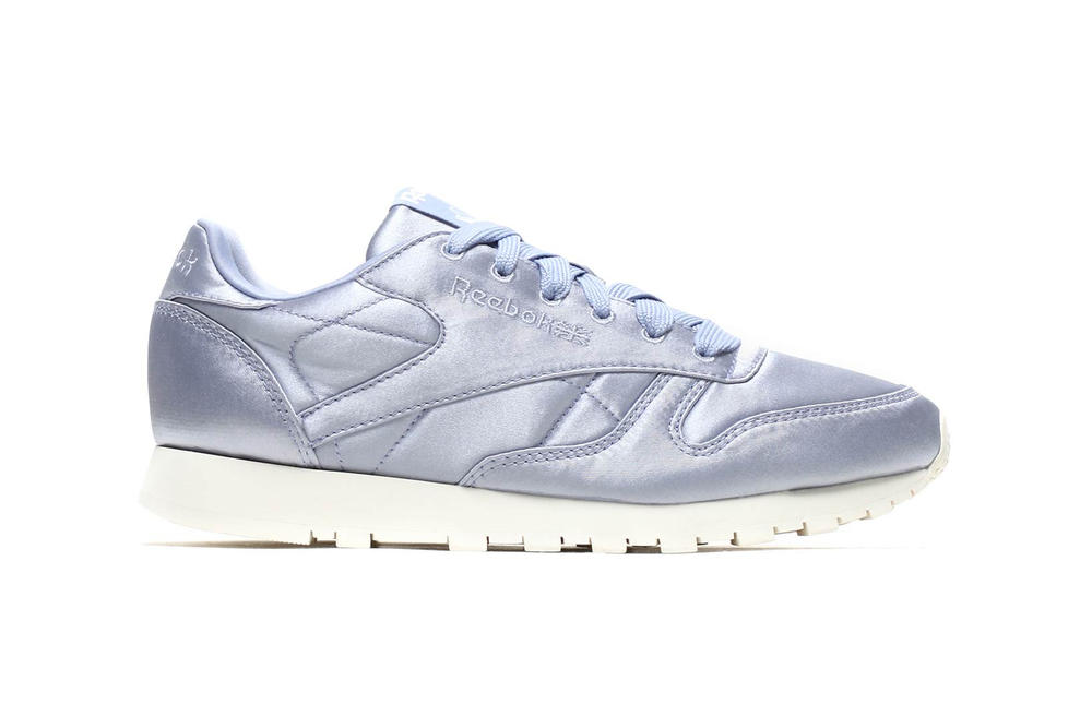 fbe1aba347911 Reebok s Classic Leather Satin in