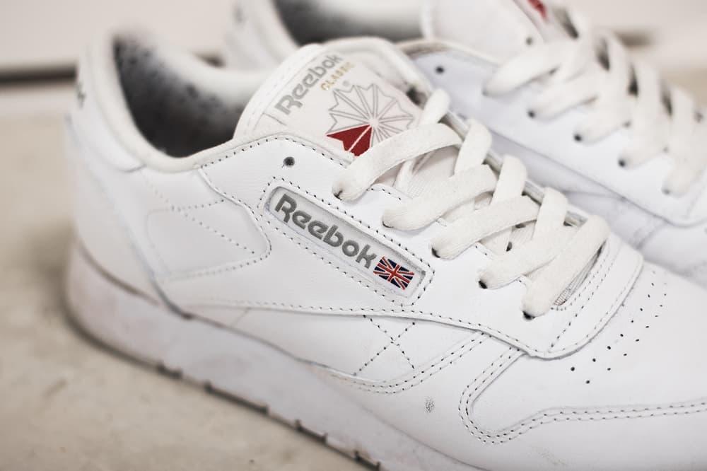 Reebok Classic Leather White Sneaker Hypebaekicks review Women's ladies girls where to buy