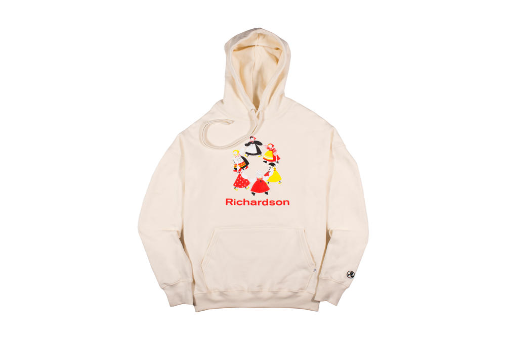 Richardson Spring/Summer 2018 Delivery Hoodies Sweatshirts T-Shirt Staples Streetwear Pink White Black Beige