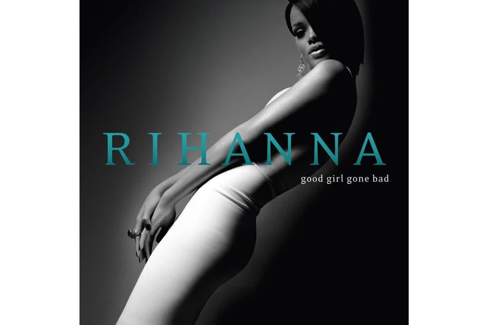 Rihanna Good Girl Gone Bad Cover Album