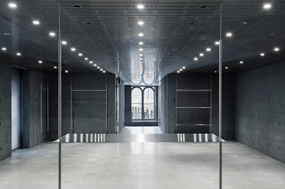 SSENSE New Flagship Store Montreal Level 2