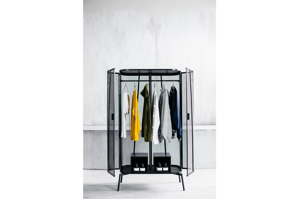 stampd ikea collaboration collection furniture