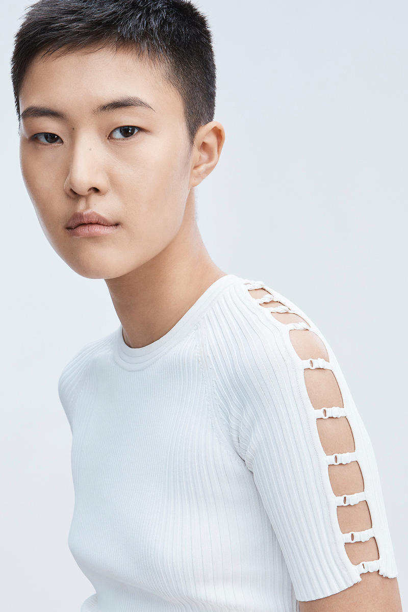 t by alexander wang spring 2018 releases dresses tees sweaters