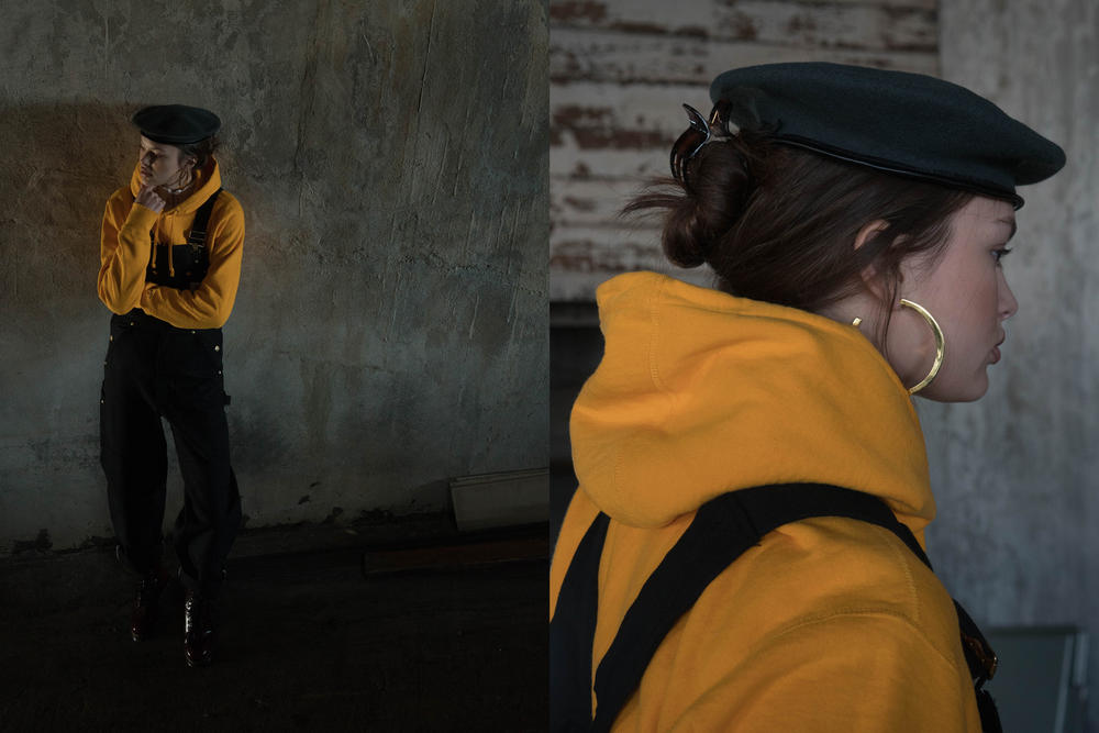 The con.cept nyc Editorial project 004 Photography Styling Carhartt Filling Pieces The North Face Alix Sincerely Tommy