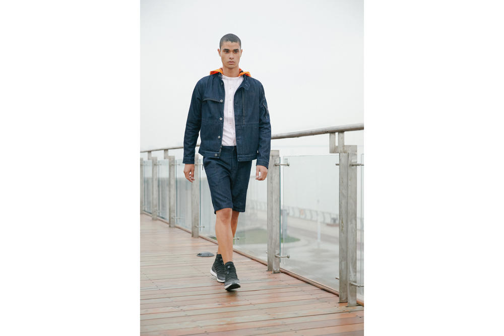The North Face Urban Exploration Denim Series Collection Spring/Summer 2018