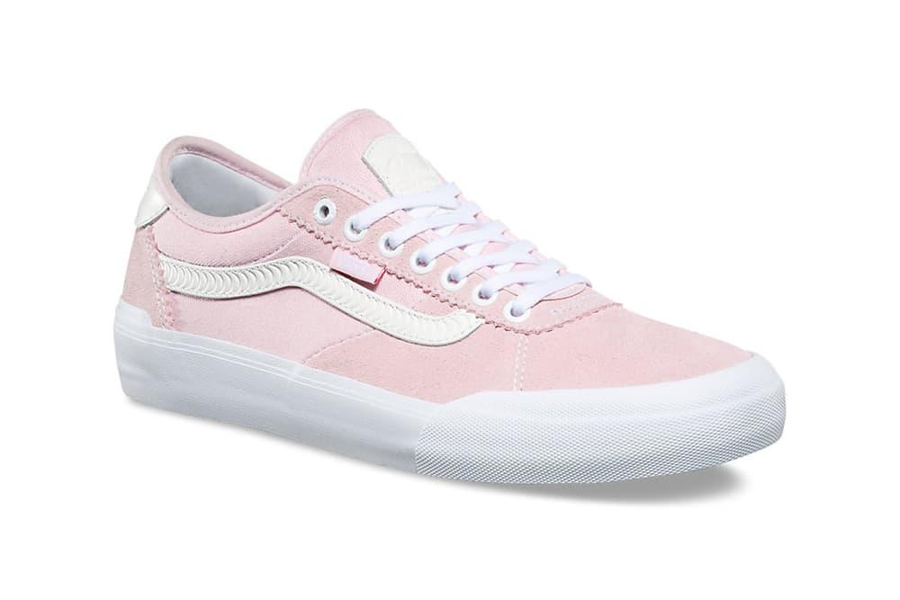 Vans x Spitfire Spring 2018 Pack Chima Pro 2 Pink