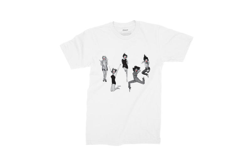 Victoria Beckham Spice Girls Red Nose Day T-Shirt