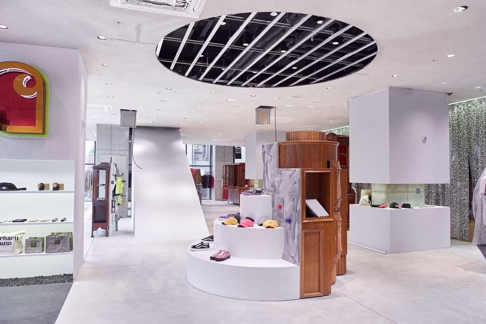 worksout hongdae seoul select shop streetwear collaborations