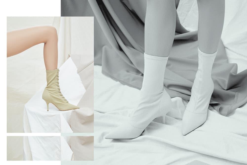 YEEZY Season 6 Boots Tan