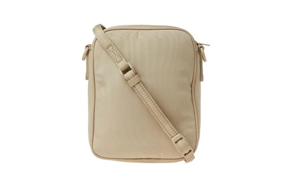 Kanye West YEEZY Season 6 Crossbody Bag Taupe