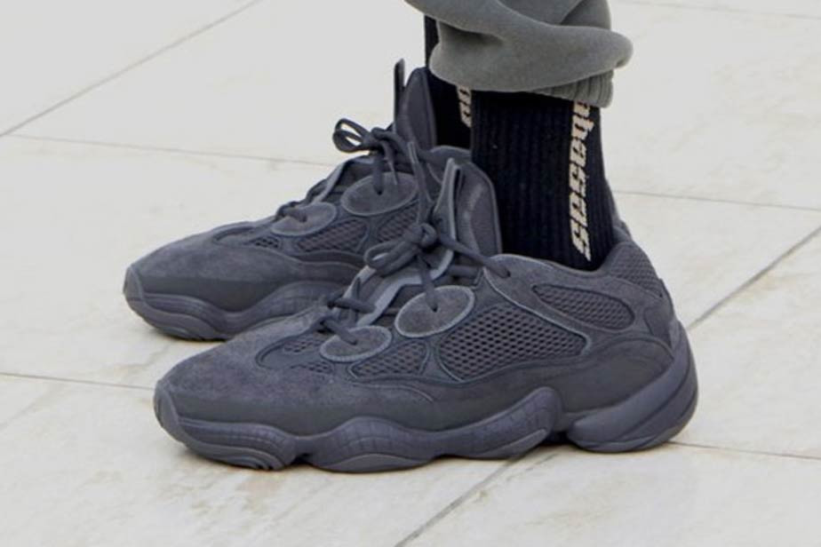 4493c100 Kanye West YEEZY 500 and 700 in