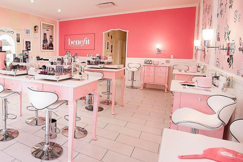 Benefit Cosmetics Donates 100 percent proceeds to charities prom dresses accessories the princess project