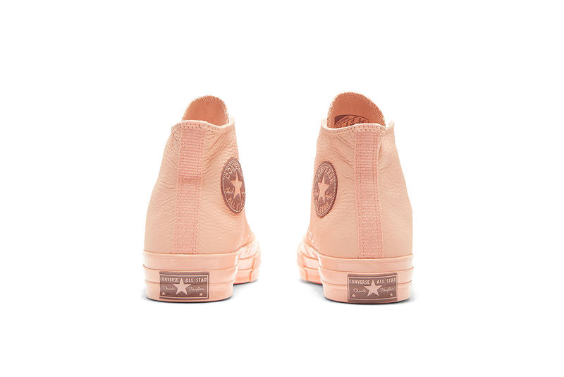 Converse Chuck Taylor 1970s All Star Sneaker Pale Coral Pink Hi-Top