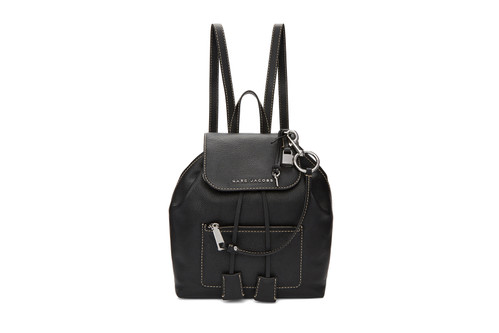 3bbd46ca289d Turn Heads This Summer With Marc Jacobs' Black Backpack