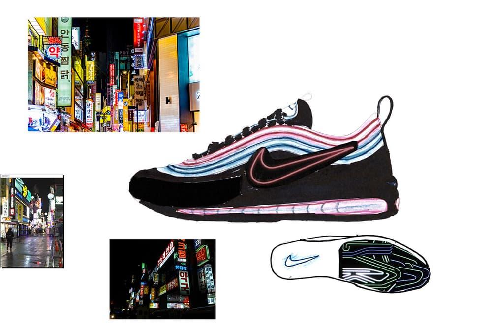 Nike On Air Finalists London Tokyo Paris Shanghai New York Seoul