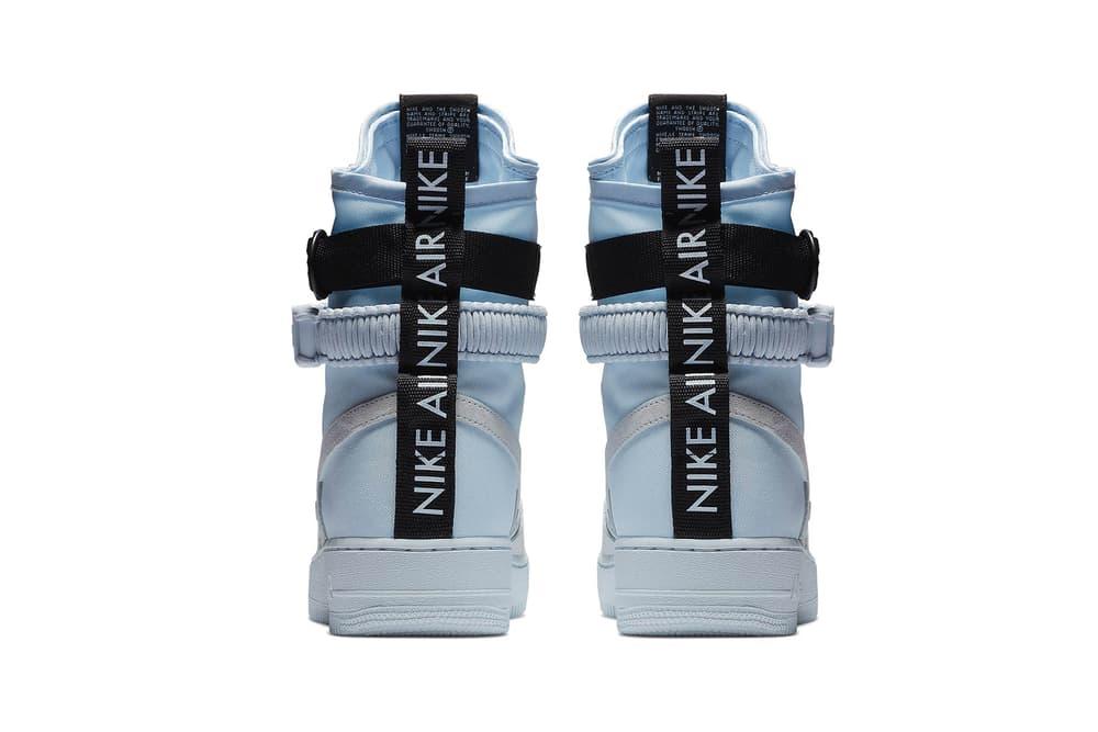 """Nike Nike SF-AF1 """"Blue Hint"""" Military Sneaker"""