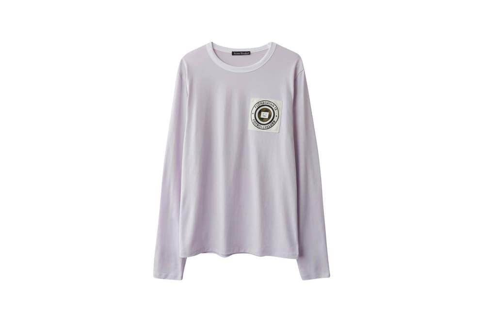 Acne Studios Fotbollsklubb Football T-Shirt