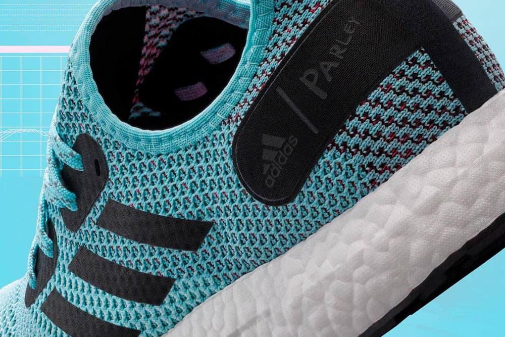 adidas SPEEDFACTORY AM4LA Parley Ocean Plastic Blue