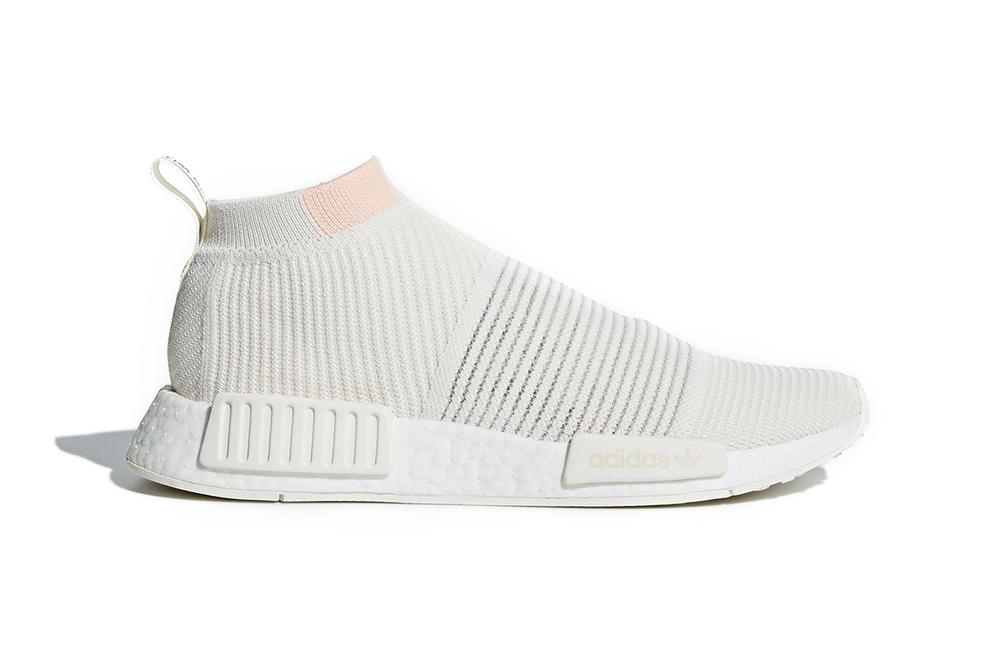adidas NMD_CS1 Running White Clear Orange