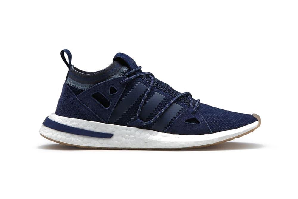 adidas Originals Arkyn Chalk White Dark Blue Colorways Summer Ready