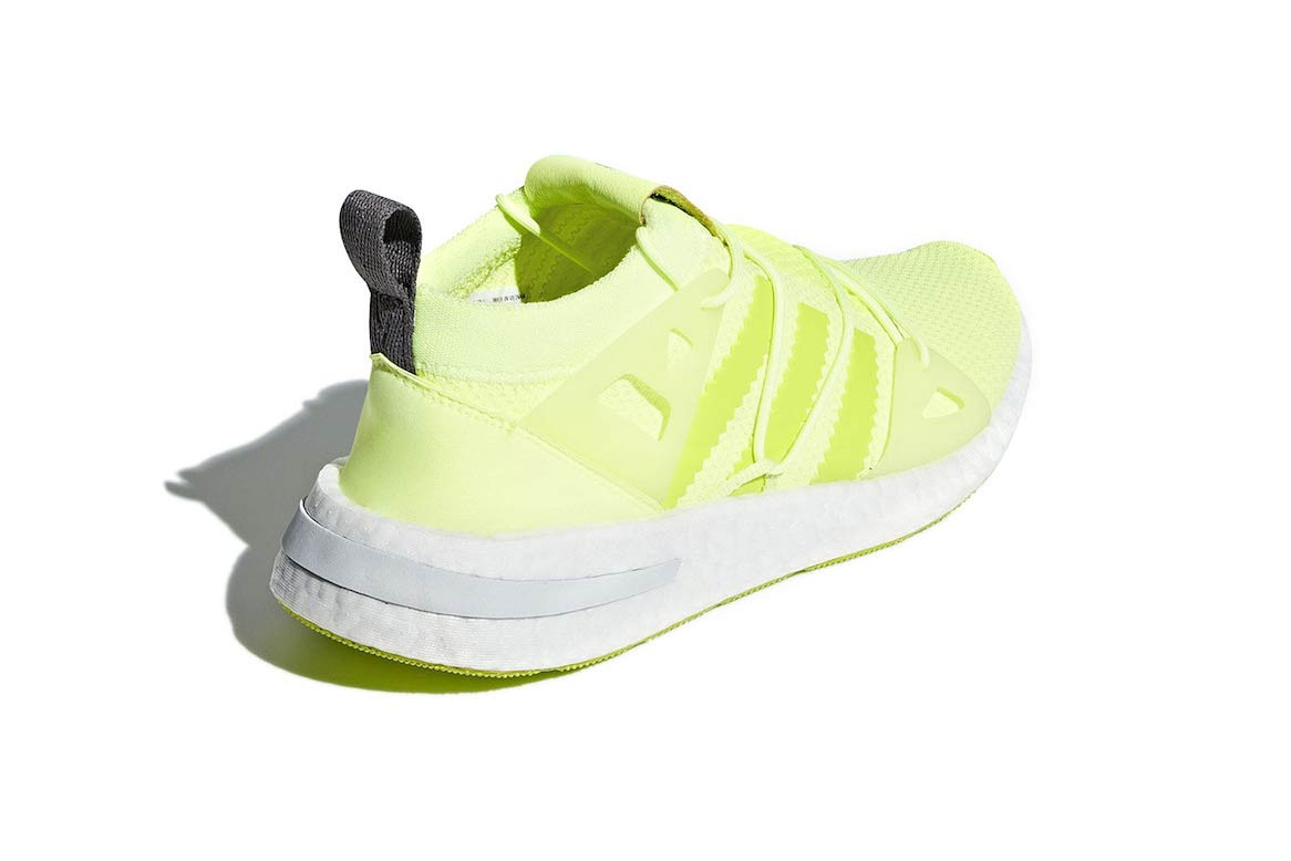 adidas Originals' ARKYN in Yellow and