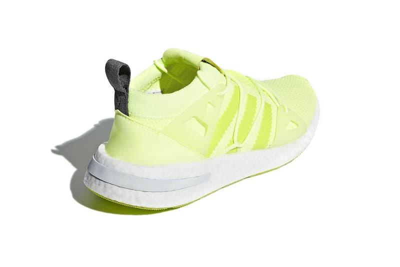 adidas Originals ARKYN Neon Yellow