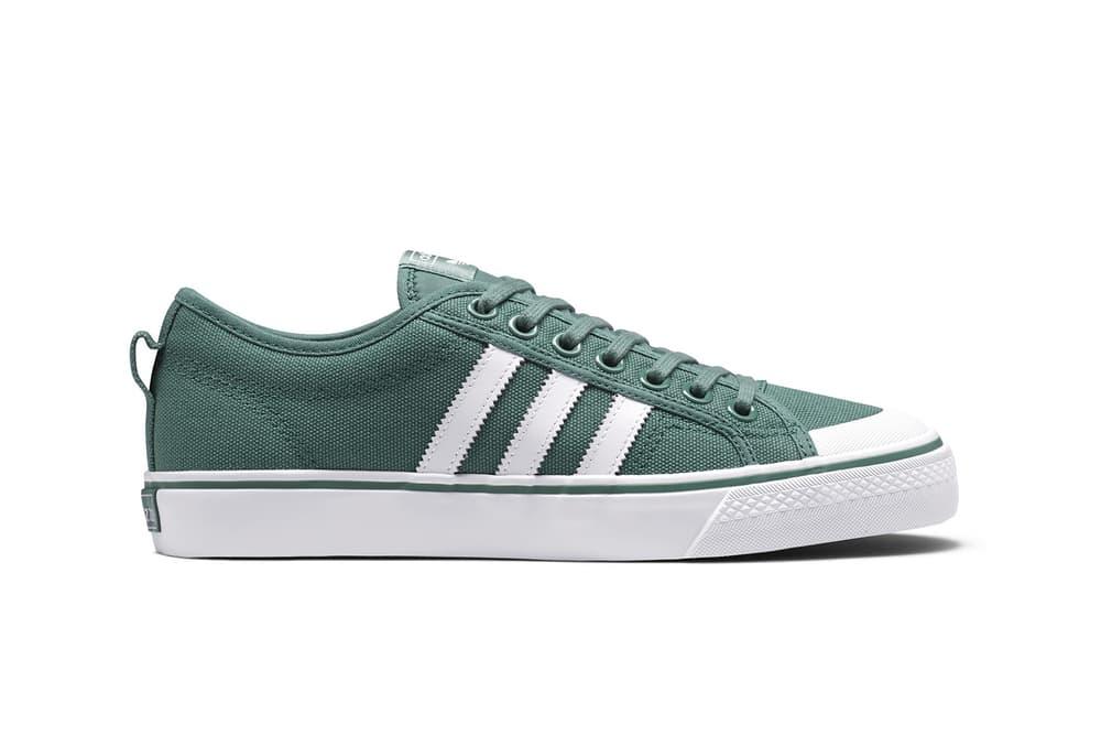 adidas Originals Nizza Green
