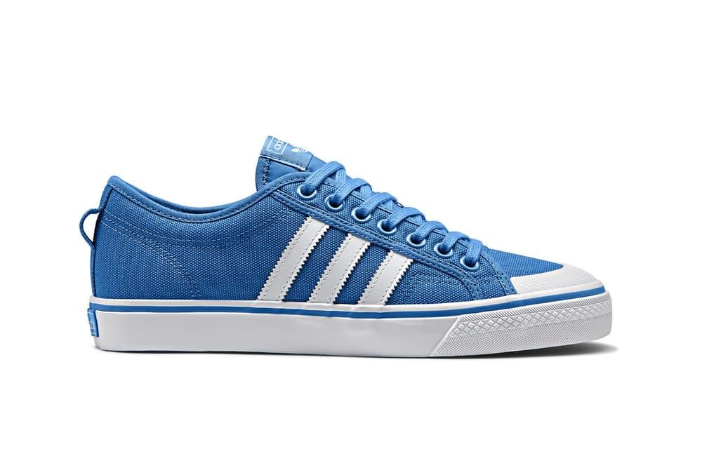 adidas Originals Nizza Blue