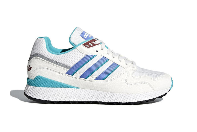 adidas Ultra Tech White Teal Lavender