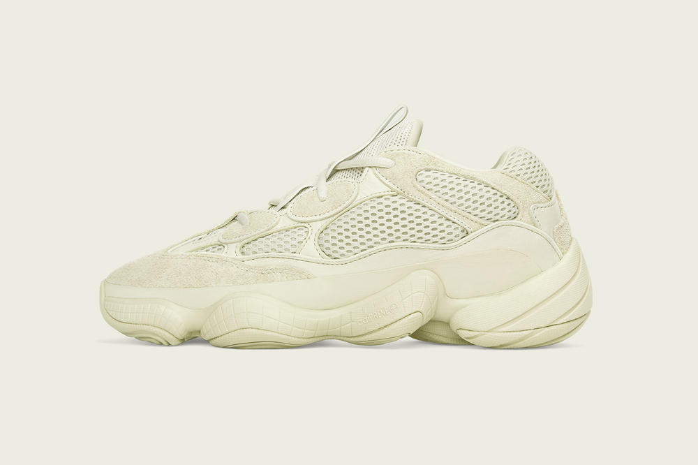 adidas YEEZY 500 Super Moon Yellow Store List