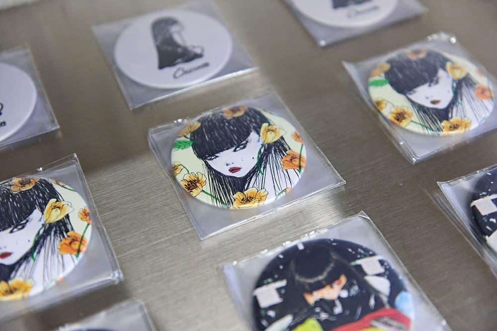 Kozue Akimoto 2017-2018 Book Street Style Images Launch Seoul