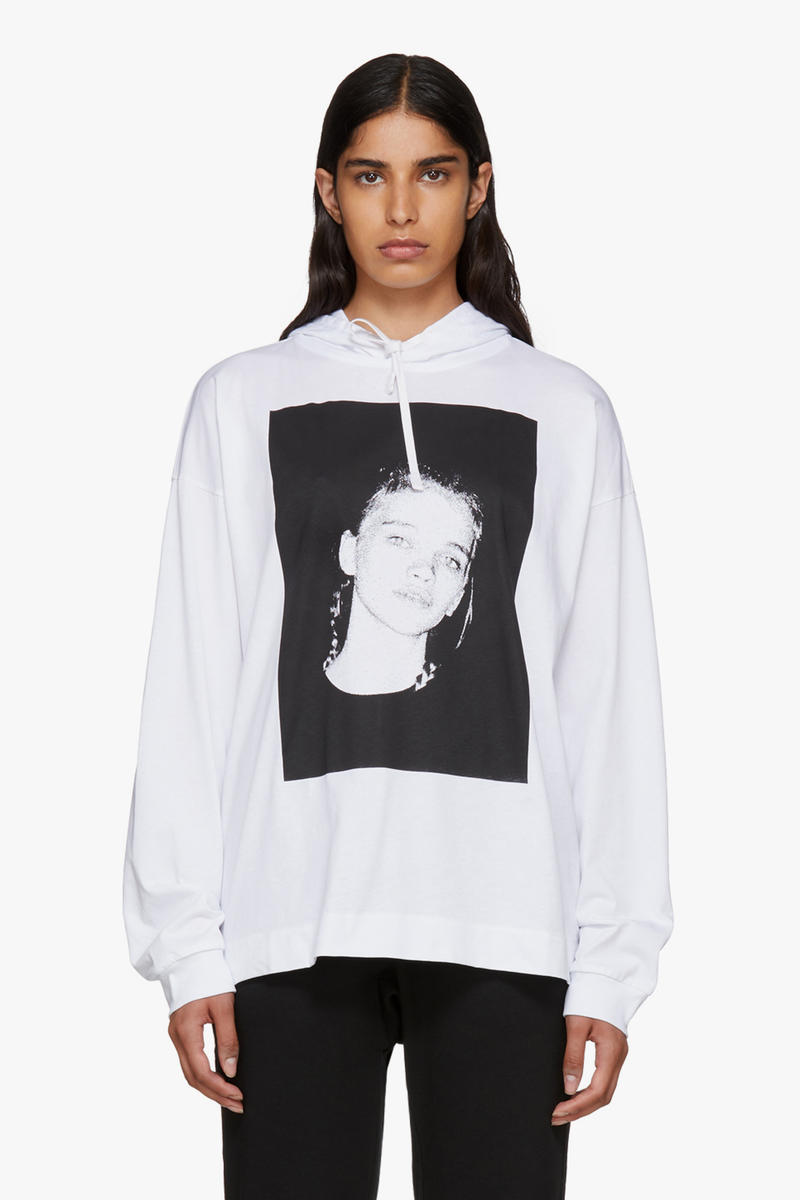 Shop ALYX Spring/Summer Hoodies and T-Shirts Print Matthew Williams
