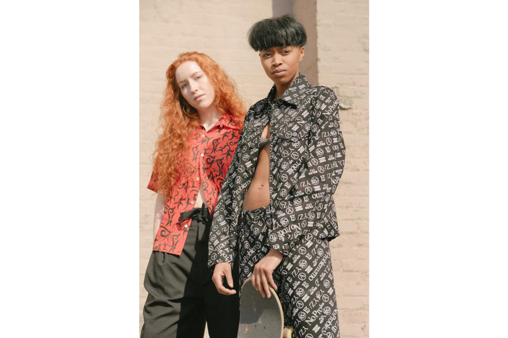 Aries Spring/Summer Bodega Editorial Fashion Streetwear Style Print