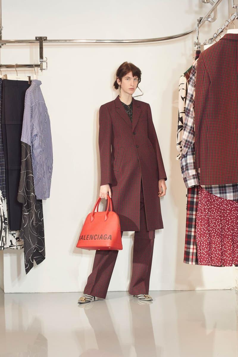 Balenciaga Pre Fall 2018 Lookbook Bags