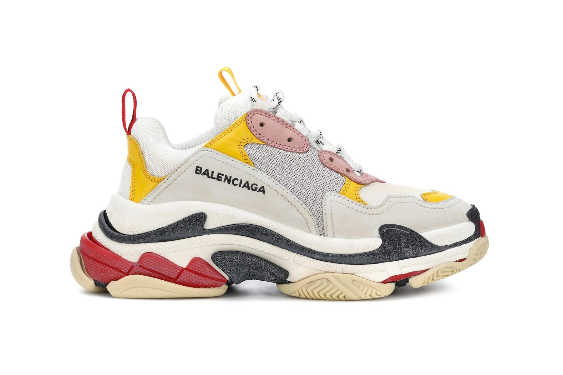 Balenciaga Triple S sneakers Ayakkabılar in 2019 Sneakers