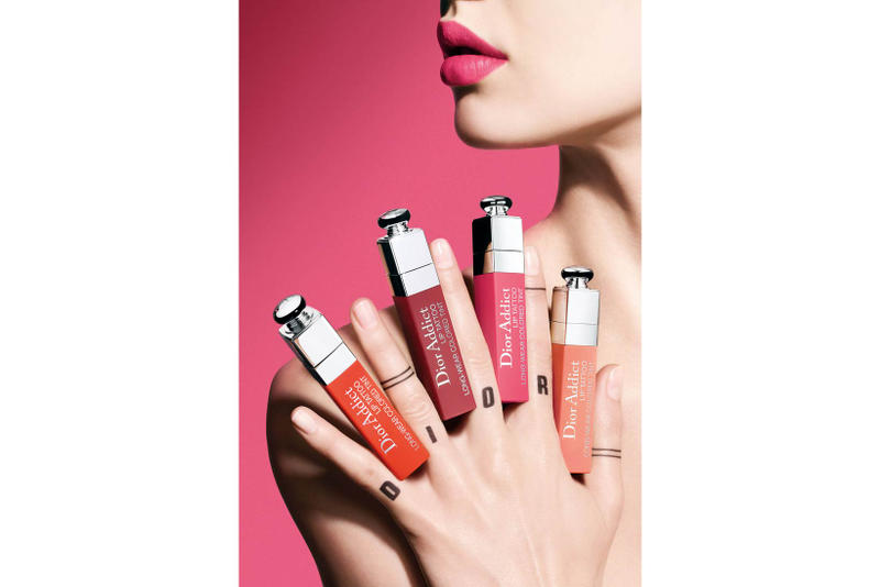 Bella Hadid In New Dior Addict Lip Tattoo Shades Hypebae