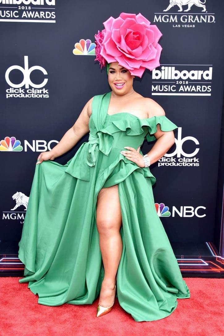 Patrick Starrr Billboard Music Awards 2018 Red Carpet