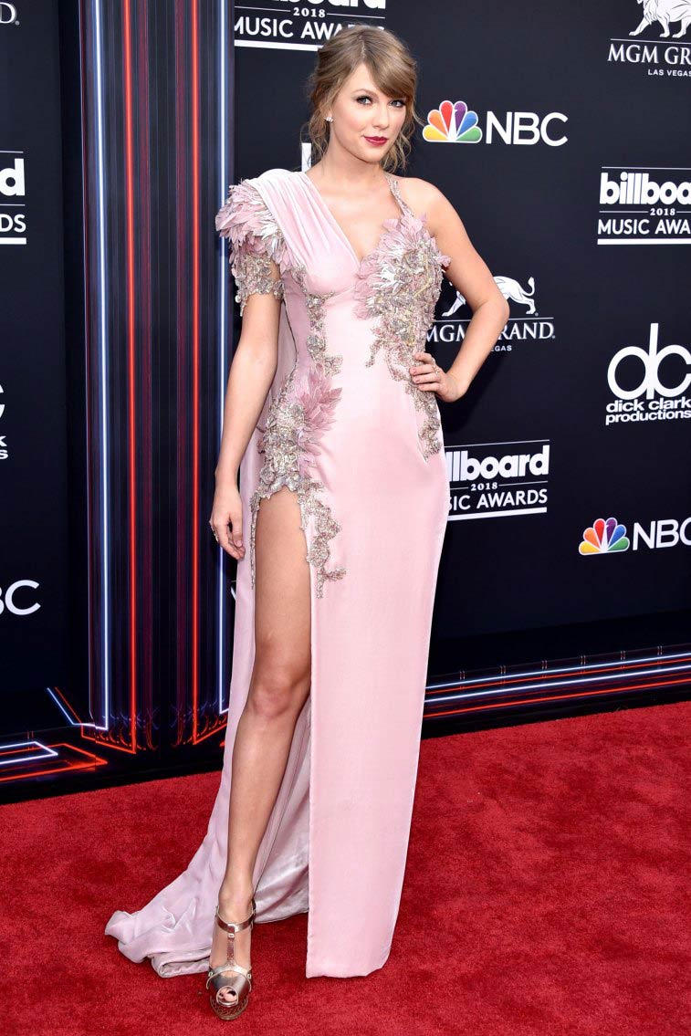 Taylor Swift Billboard Music Awards 2018 Red Carpet