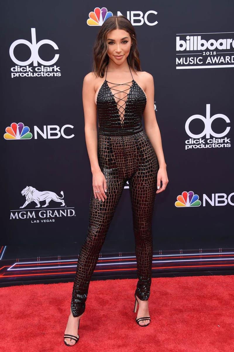 Chantel Jefferies Billboard Music Awards 2018 Red Carpet