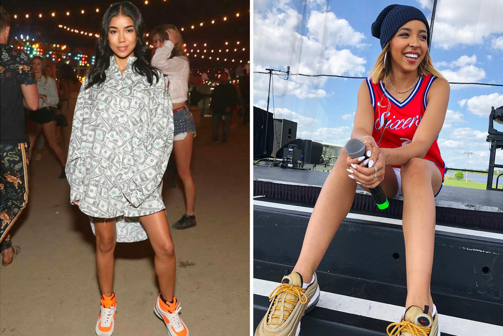 Celebrity Favorite Sneakers Spring 2018 Summer Best