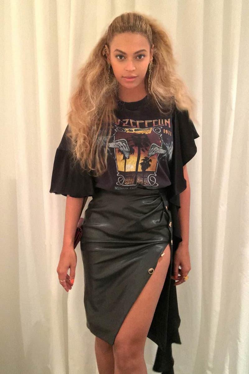 Beyonce Minimal Makeup