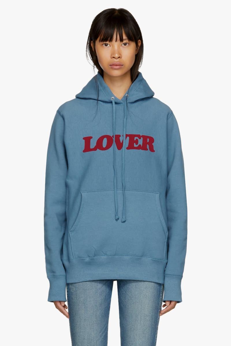 bianca chandon lover hoodie longsleeve tee ssense