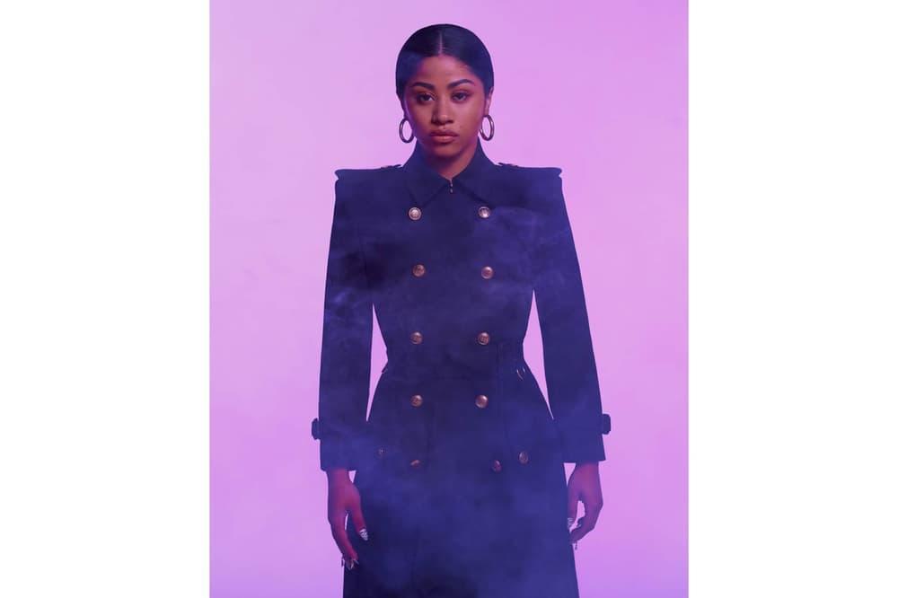 Hennessy Paper Magazine Givenchy Coat