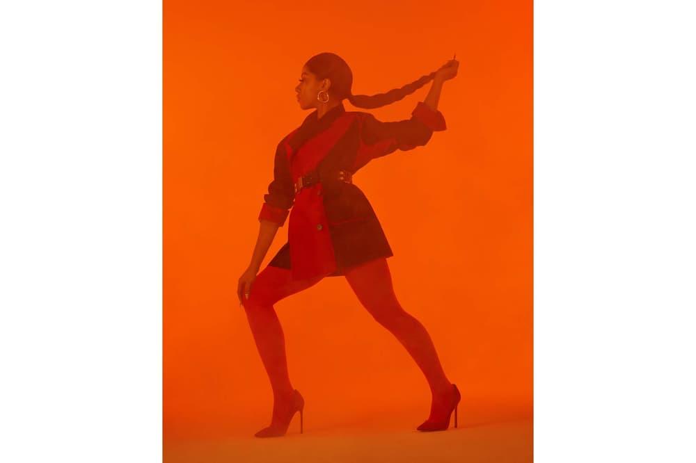 Hennessy Paper Magazine Prada Blazer Manolo Blahnik Heels