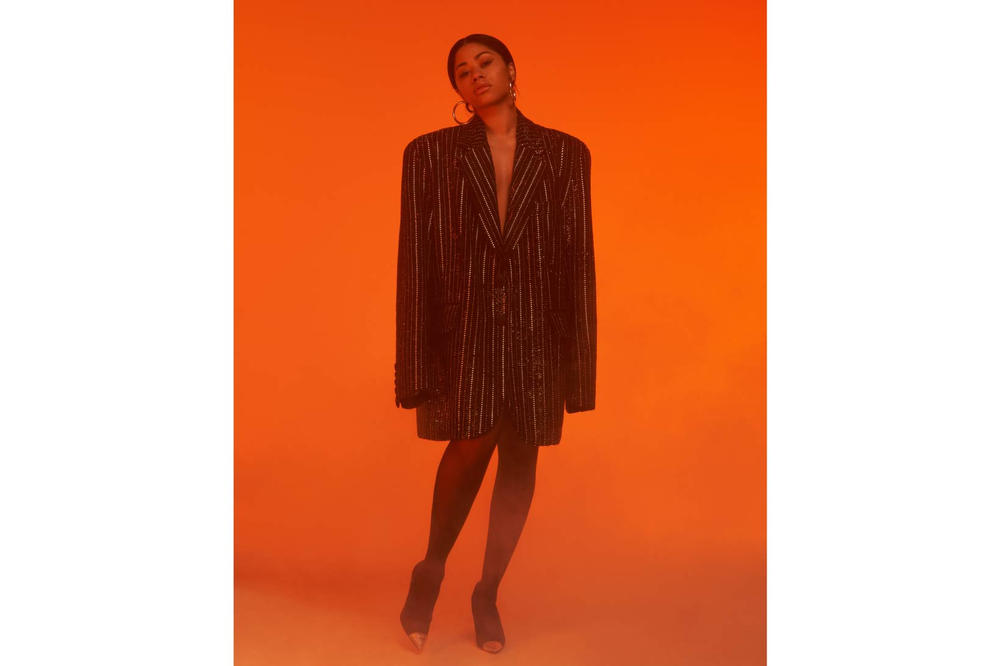 Hennessy Paper Magazine Marc Jacobs Blazer Tom Ford Heels