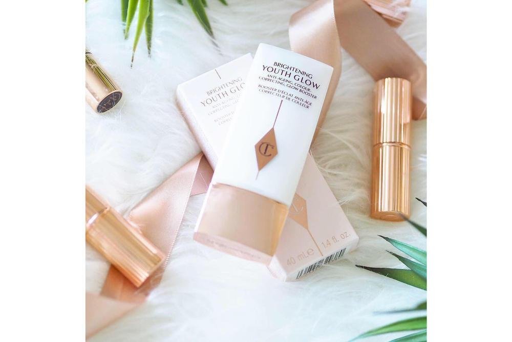 charlotte tilbury brightening youth glow primer review cruelty free